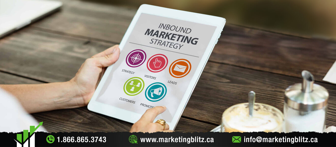 inbound marketing strategy brampton