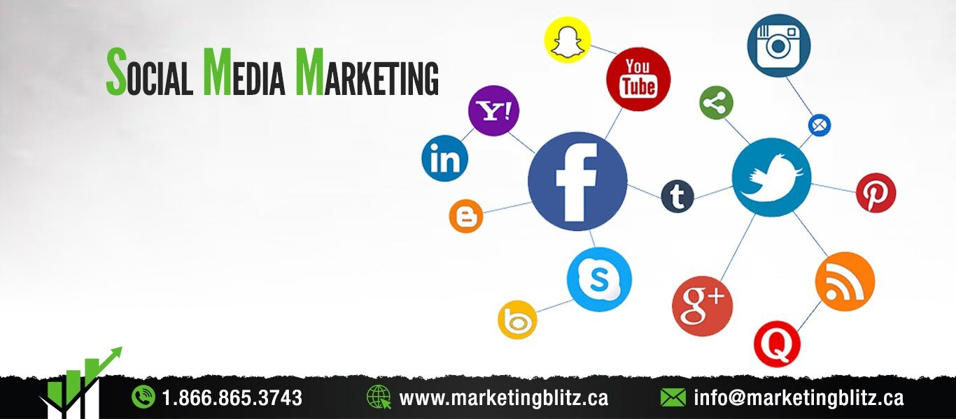 marketing blitz inc. social media marketing